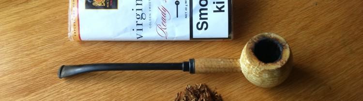 Mac Baren Virginia no. 1 pipe tobacco